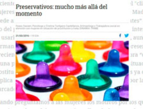 Preservativos: mucho más allá del momento