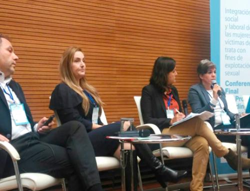 Building Choices: Cómo contribuir a una integración sociolaboral de mujeres víctimas de trata