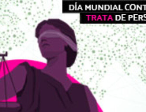 Día Mundial contra la Trata: Si eres víctima de trata, no creas tener derechos