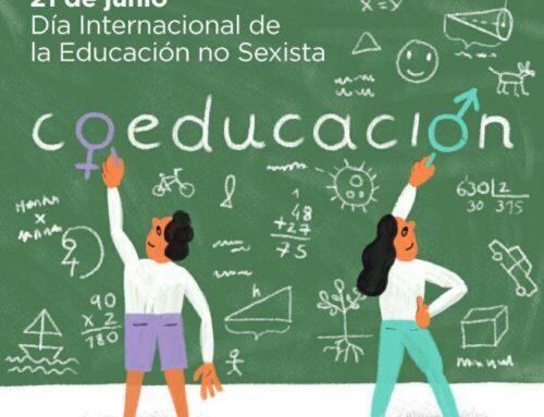 21 J Día Internacional Por la Educación no Sexista