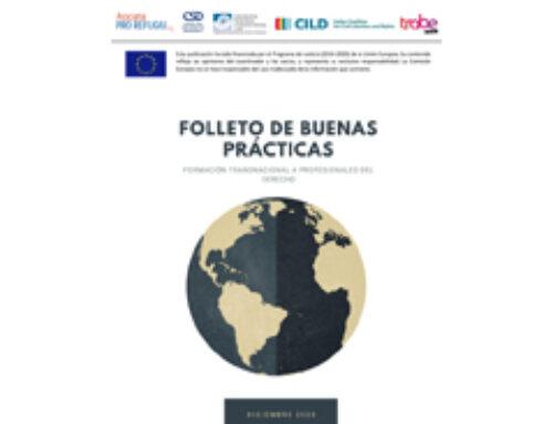 Formación transnacional en violencia de género para profesionales del Derecho