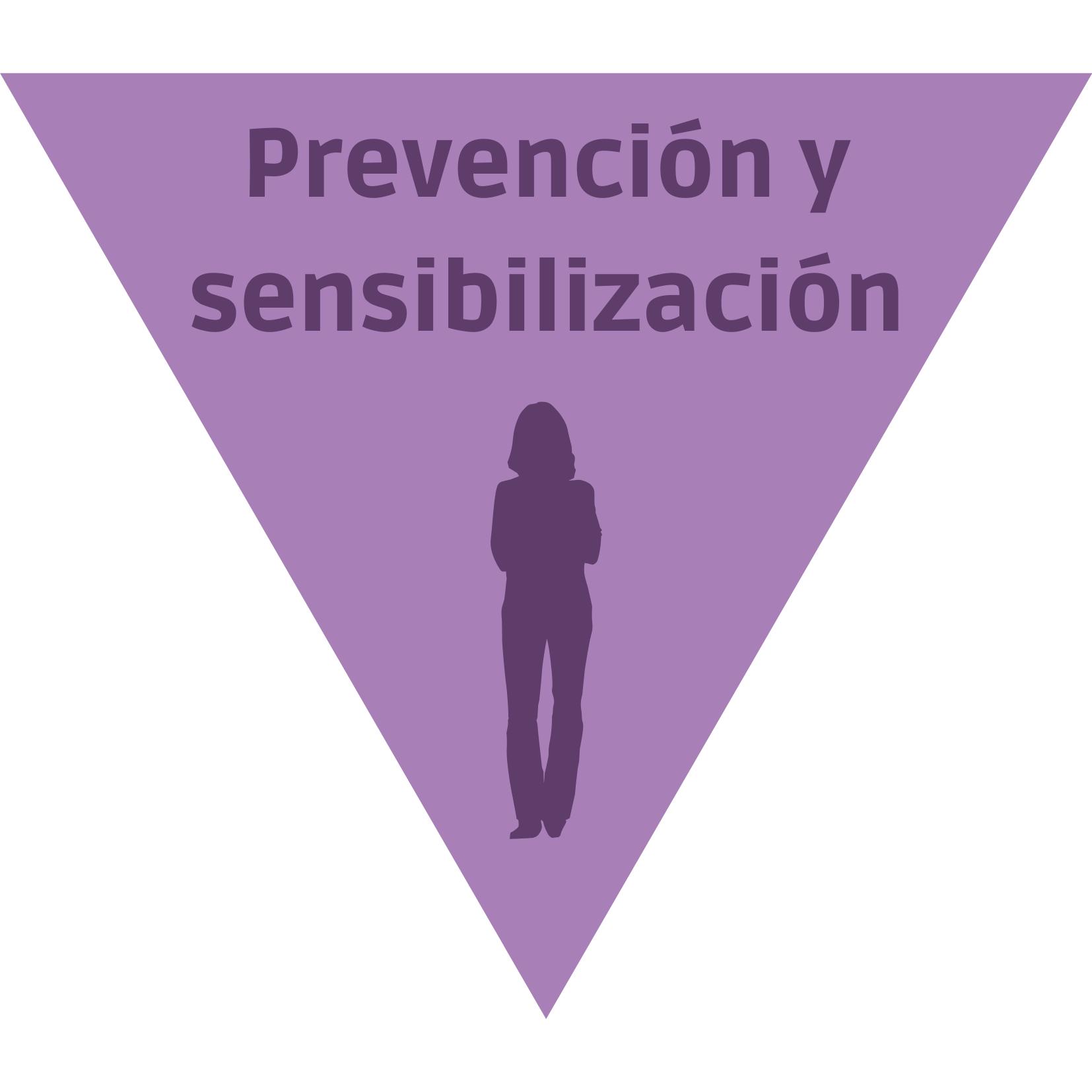Prevención y sensibilización