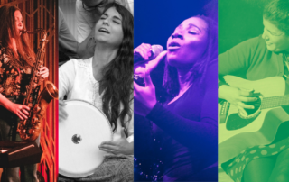 Día Europeo de la Música - Mujeres