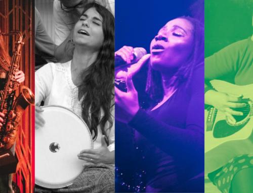 Ellas llevan la voz cantante: 21J, Día Europeo de la Música, en femenino plural