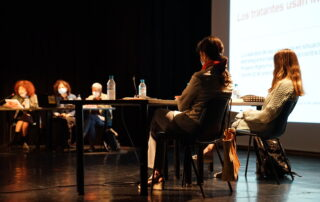 Jornada La realidad de las personas en situación de trata y la nueva estrategia europea de lucha contra la trata (2021-2025)