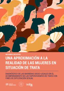 Portada Informe - Aproximacion a la situación de las víctimas de trata