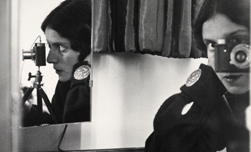 Tina Modotti autorretrato